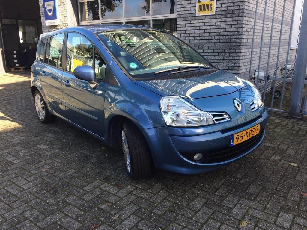 Renault Modus 1.6 16v exception automaat