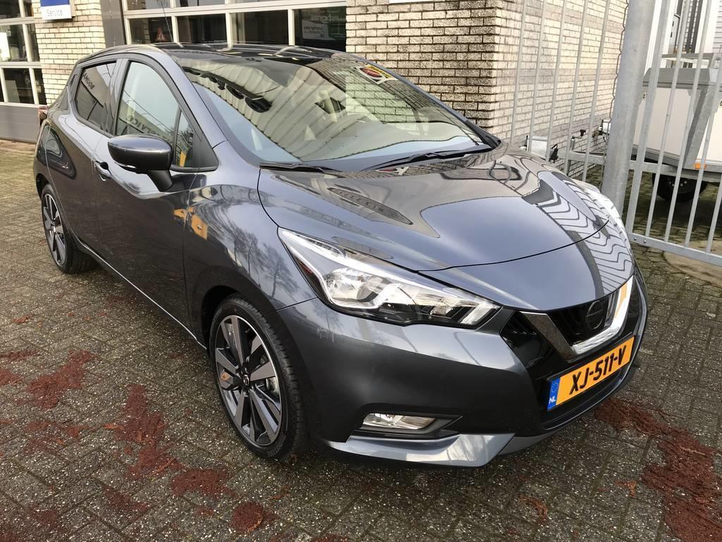 Nissan Micra I-gt 90 tekna / nieuw / uw voordeel 2000euro