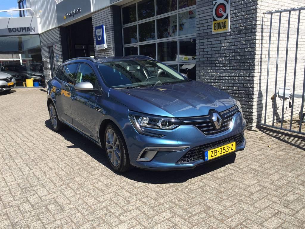 Renault Mégane Estate tce 130 gt line