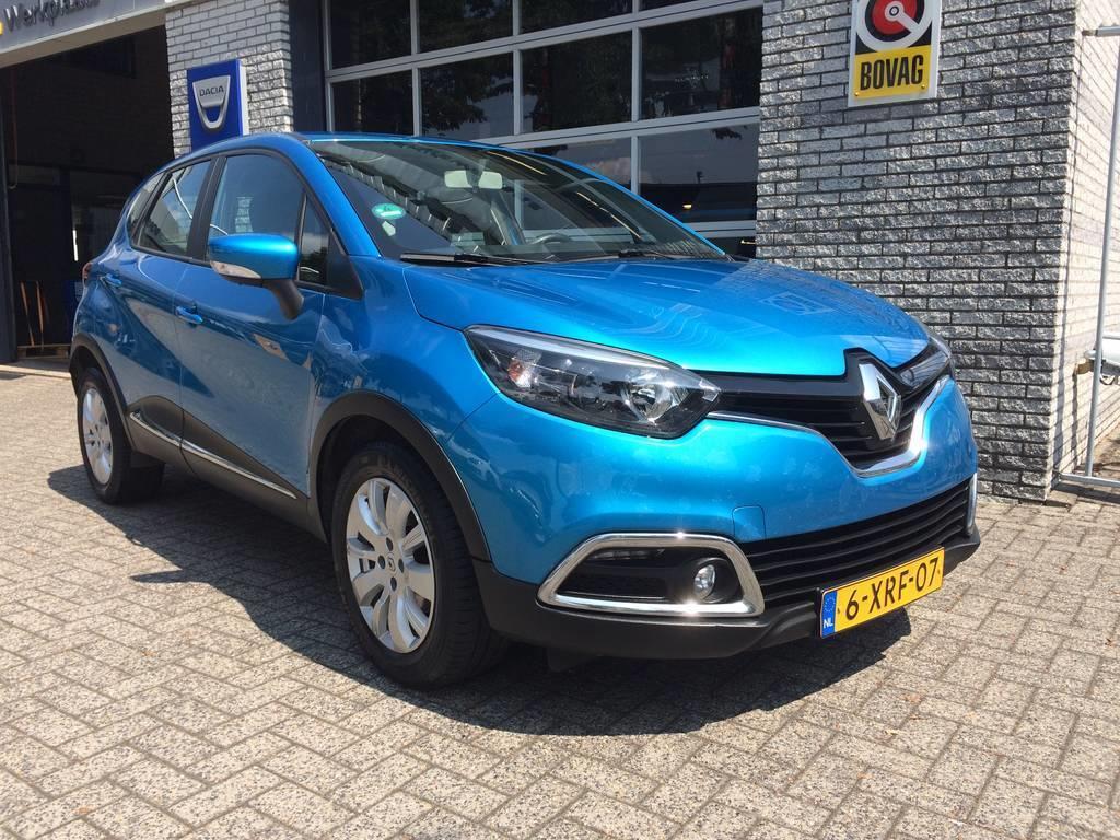 Renault Captur Dci 90 energy expression