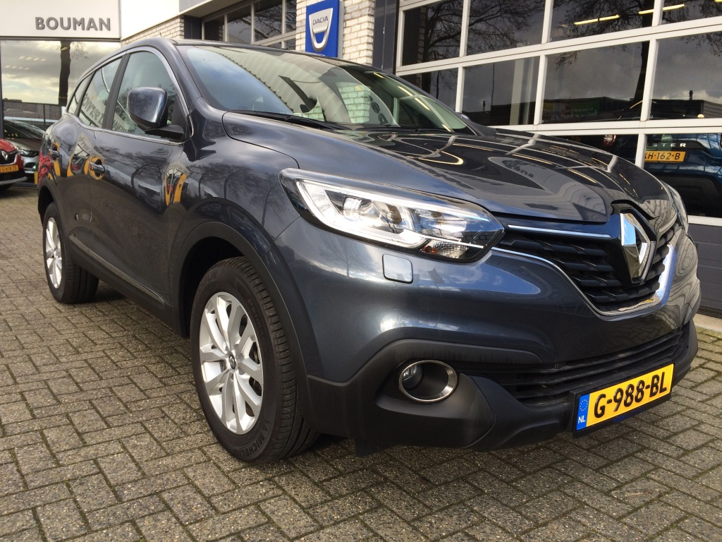 Renault Kadjar 1.2 tce limited