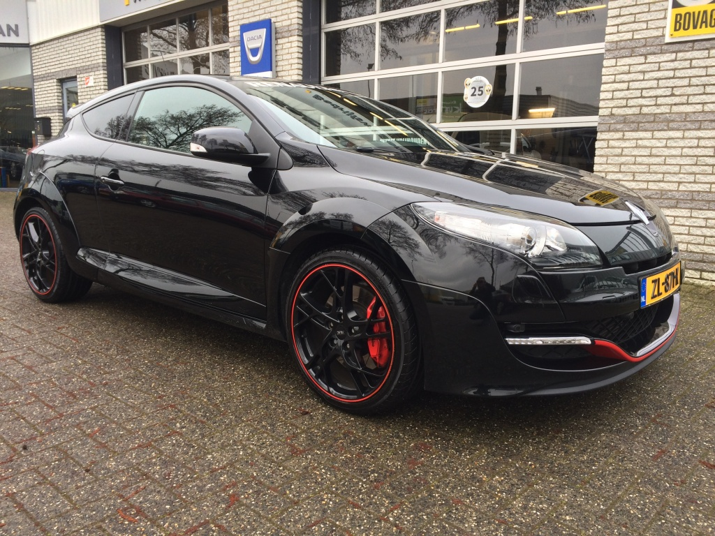 Renault Mégane 2.0 coupe rs trophy