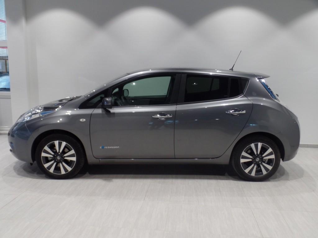 Nissan Leaf Business edition 30 kwh prijs exclusief btw