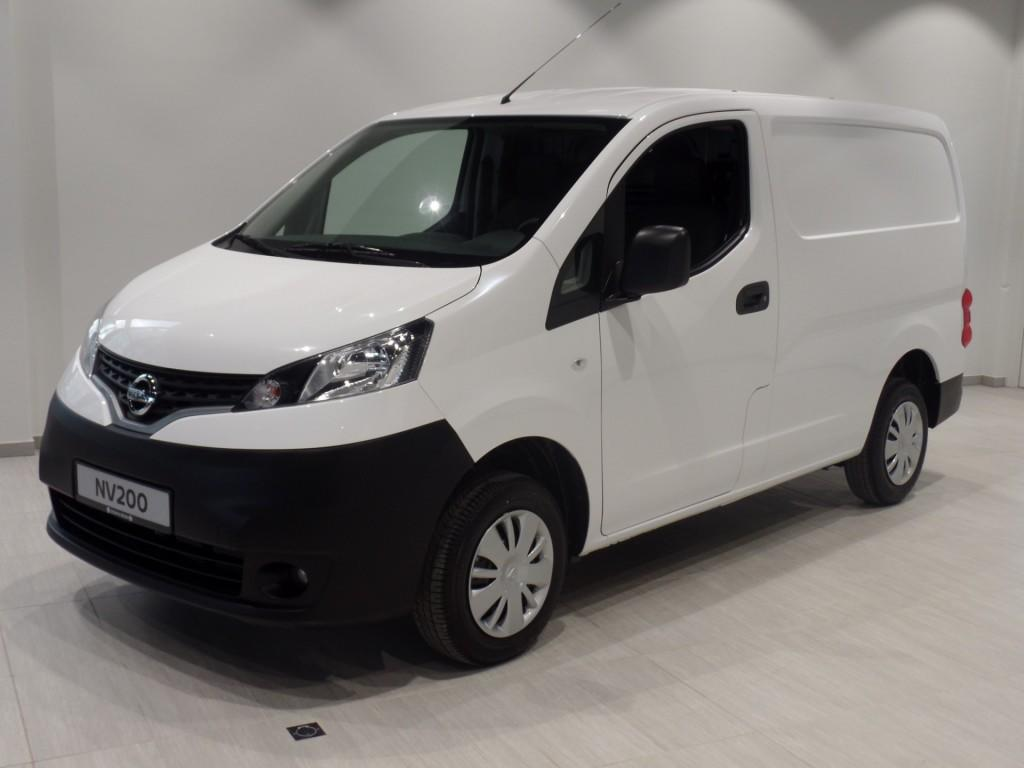 Nissan Nv200 1.5 dci optima + visibility pack (€ 3.559,= aktie korting)