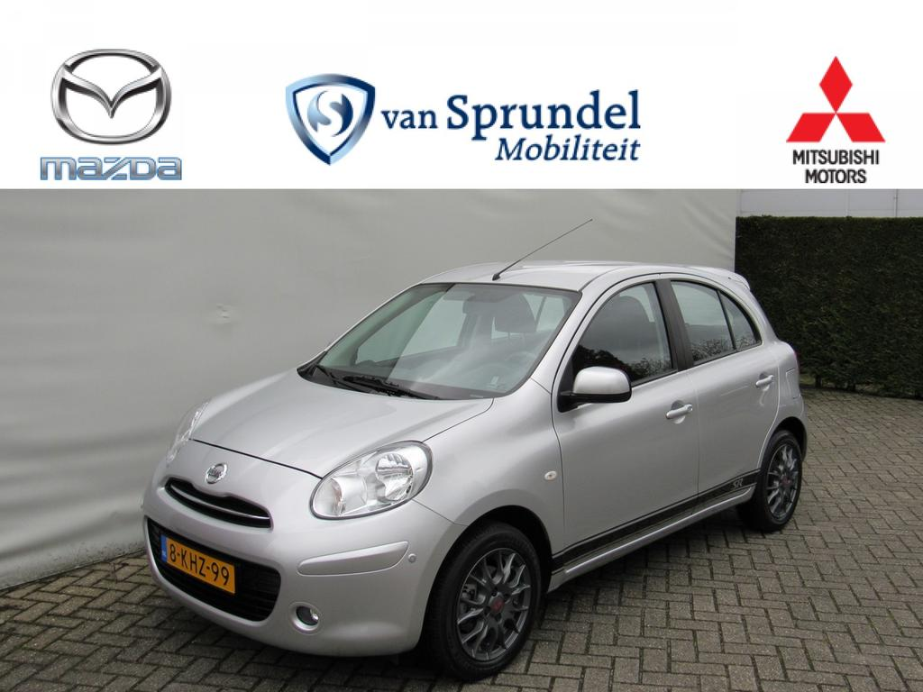 Nissan Micra 1.2 dig-s connect edition automaat