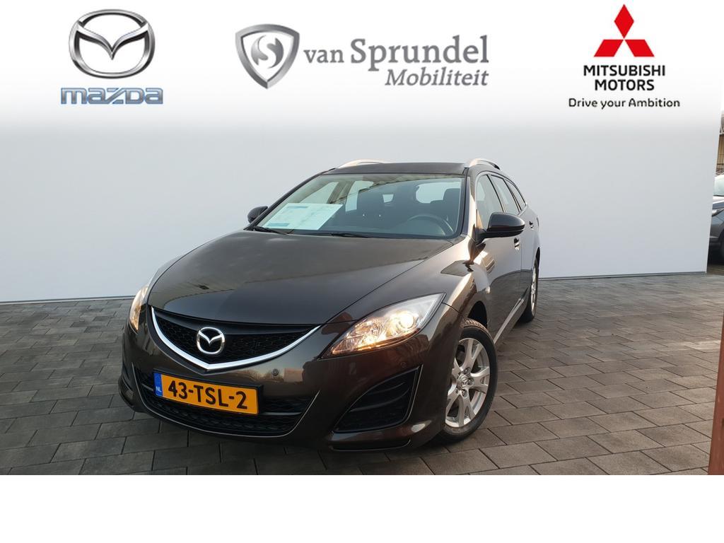 Mazda 6 Sportbreak 1.8 business .