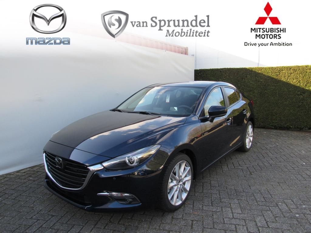 Mazda 3 2.0 skyactiv-g 120 gt-m sedan *€ 2735,- voorraadvoordeel*