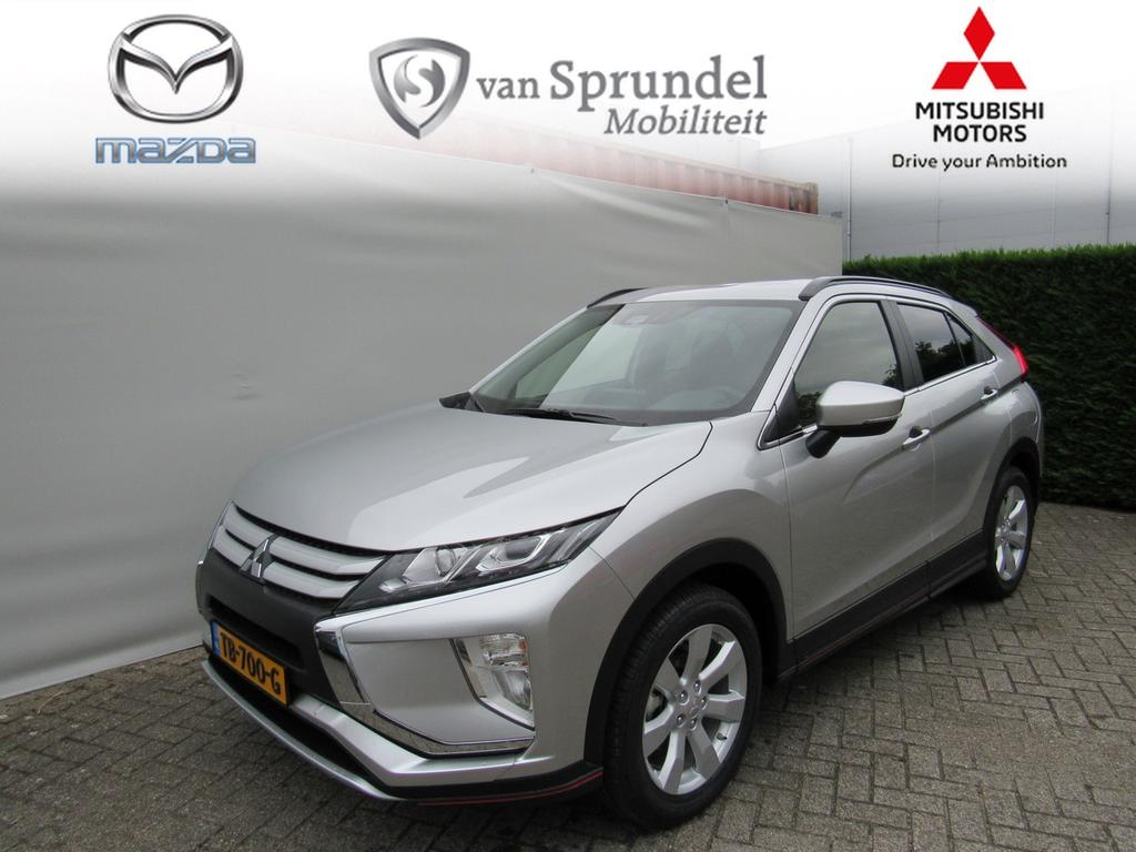 "Mitsubishi Eclipse cross 1.5 t pure+ *demo* 18""en sportpakket ."