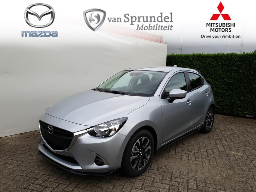 Mazda 2 1.5 skyactiv-g dynamic+ + sportpakket * € 3.785,- voordeel *