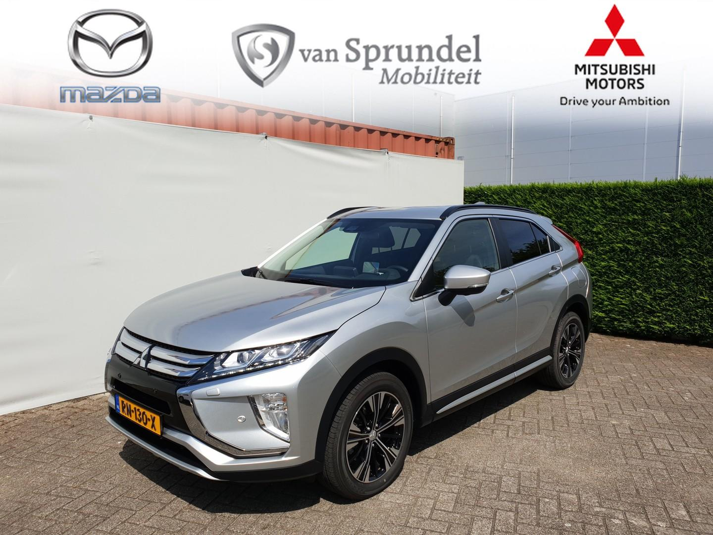 Mitsubishi Eclipse cross 1.5 turbo 165pk first edition