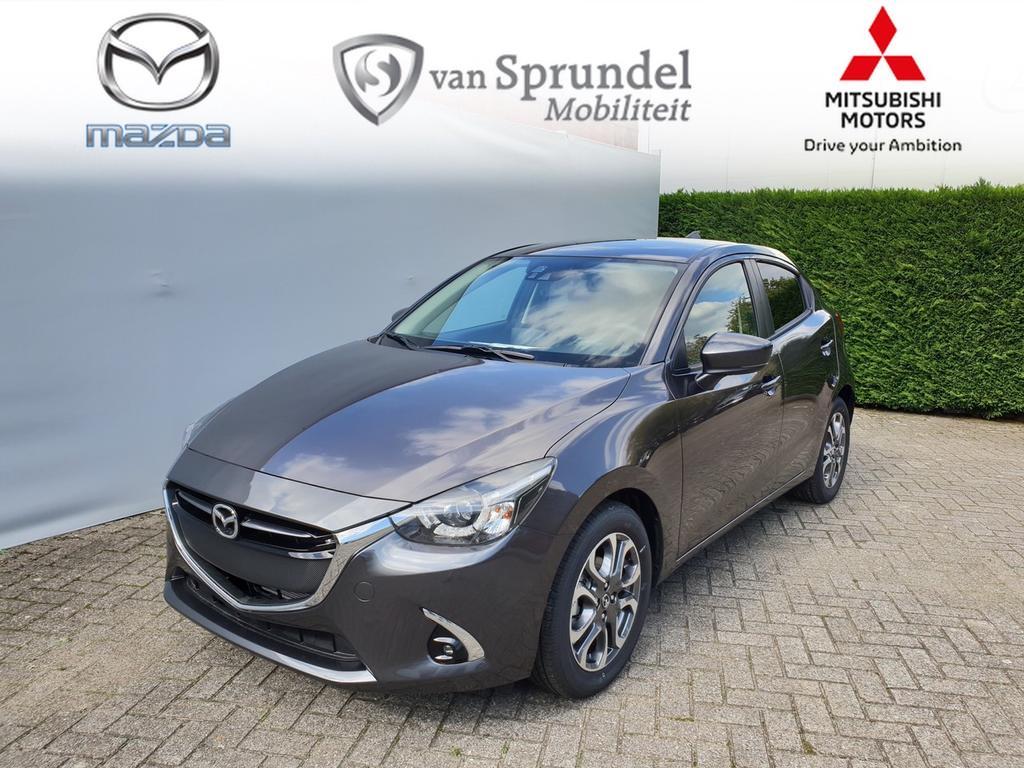 Mazda 2 1.5 skyactiv-g gt-luxury *€ 2.035 inruilpremie + voorraadvoordeel*