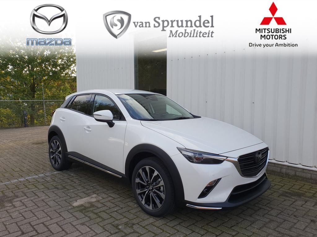 Mazda Cx-3 2.0 skyactiv-g 120 gt-m *€ 2.285,- registratievoordeel*