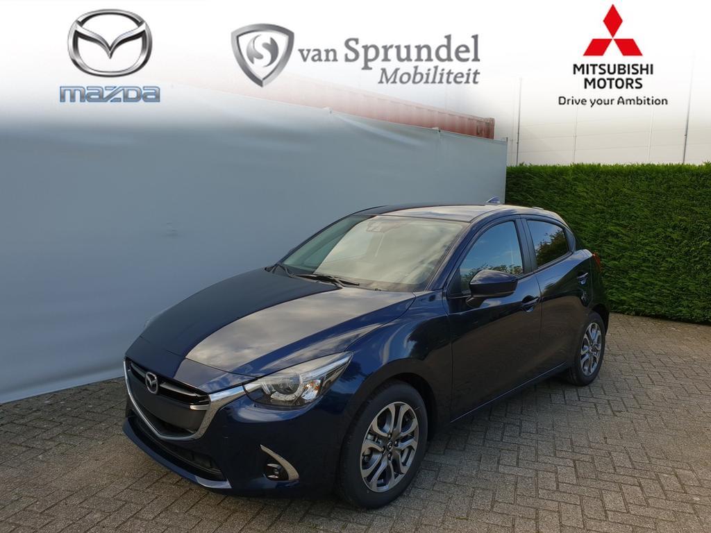 Mazda 2 1.5 skyactiv-g gt-luxury *€ 2.030,- registratievoordeel*