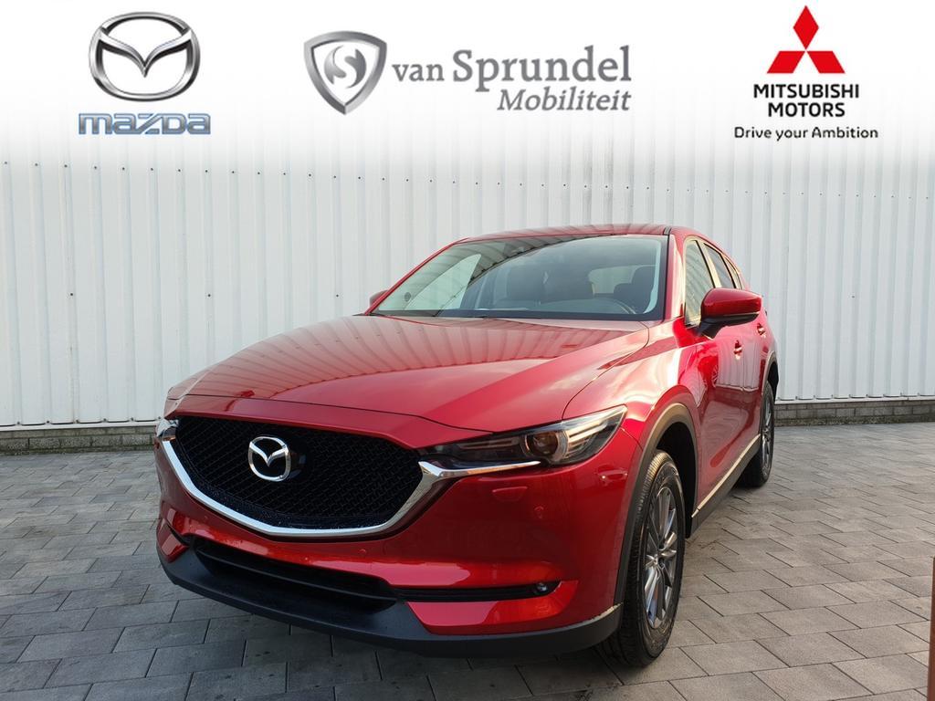 Mazda Cx-5 2.0 skyactiv 165pk ts+ bose leatherpack * € 3.378,- voordeel*