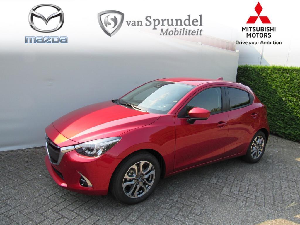 Mazda 2 1.5 skyactiv-g gt-luxury demo