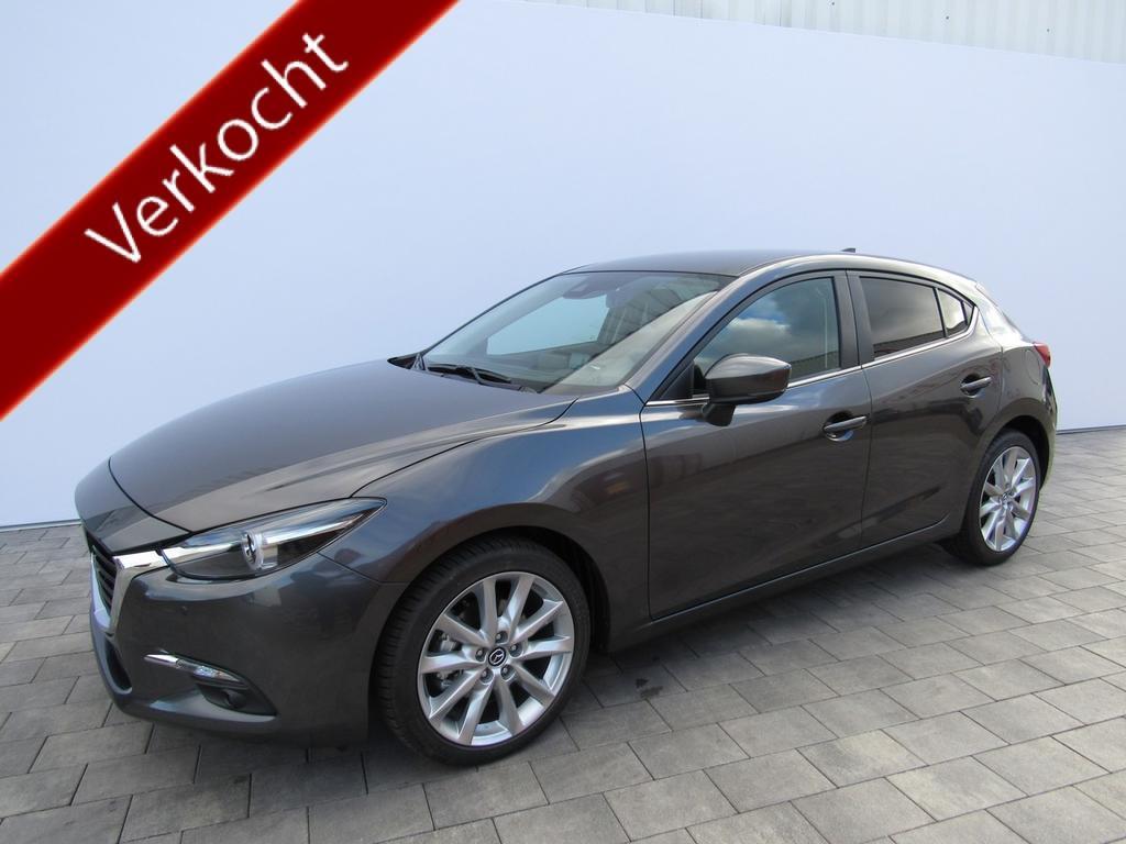 Mazda 3 2.0 skyactiv-g 120 gt-m aut * € 3.085,- voorraadvoordeel*