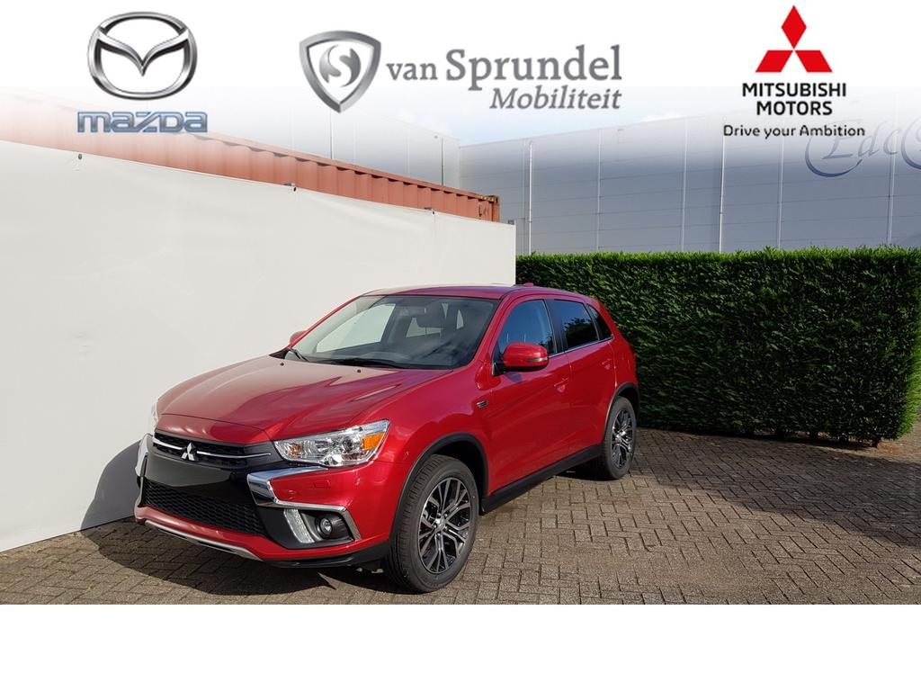 Mitsubishi Asx 1.6 cleartec connect pro+ .
