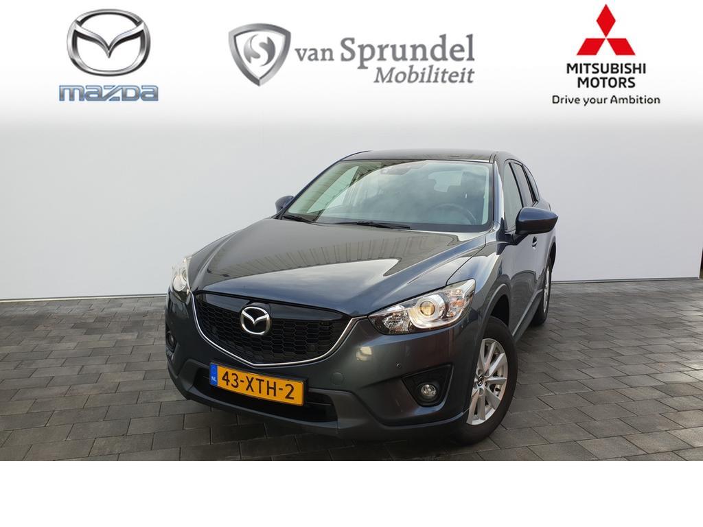 Mazda Cx-5 2.0 ts+ navi 2wd