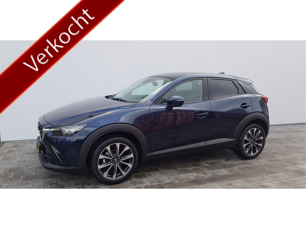 Mazda Cx-3 2.0 skyactiv-g 120 sport selected .