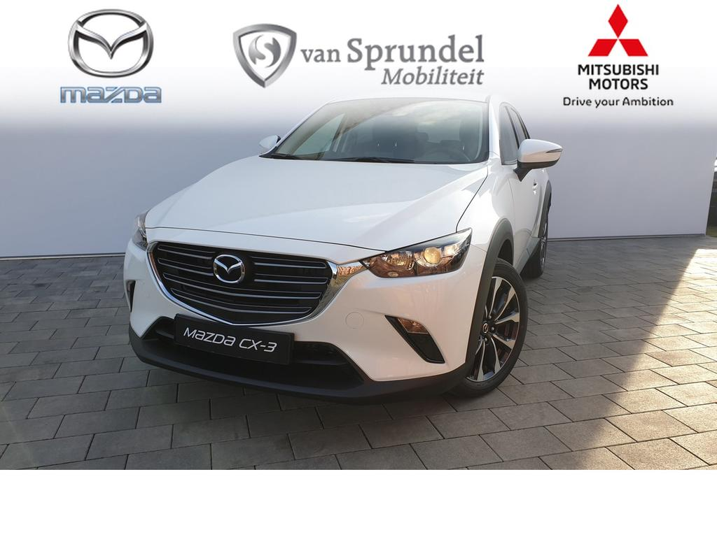 Mazda Cx-3 2.0 skyactiv-g 120 sport selected 2019 .