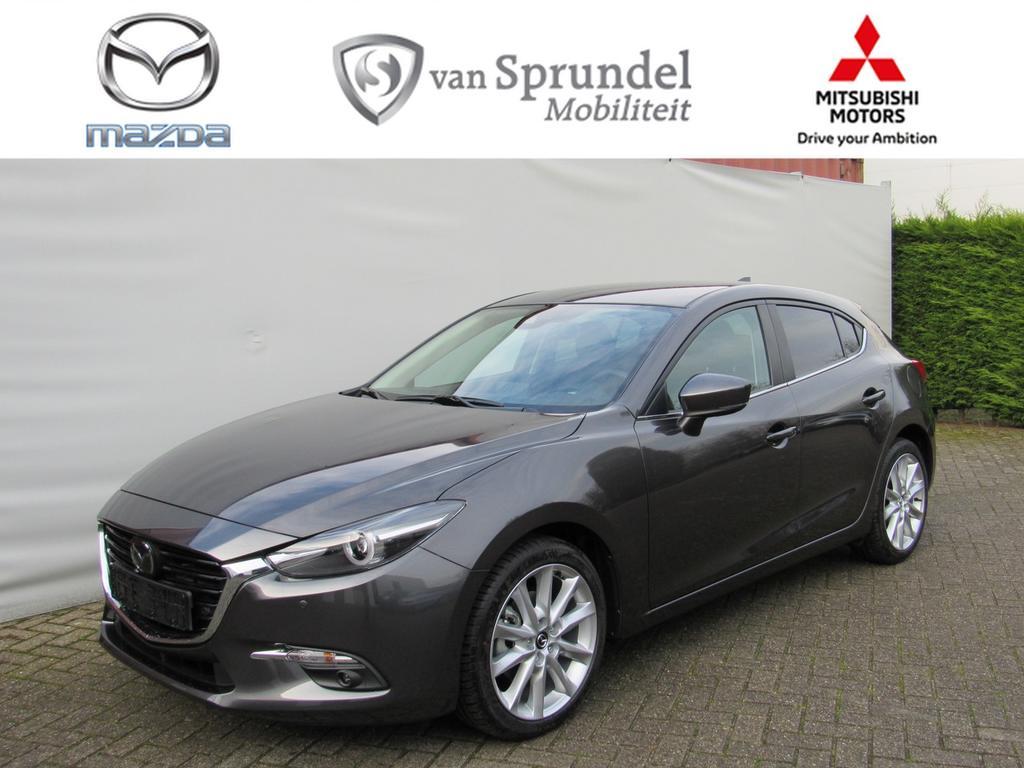 Mazda 3 2.0 skyactiv-g 120 gt-m €3.880,- voordeel! .