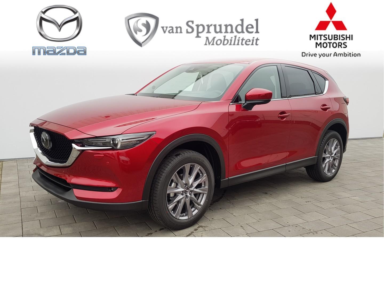 Mazda Cx-5 2.0 skyactiv-g 165 luxury *€3000,- voordeel van de zaak*