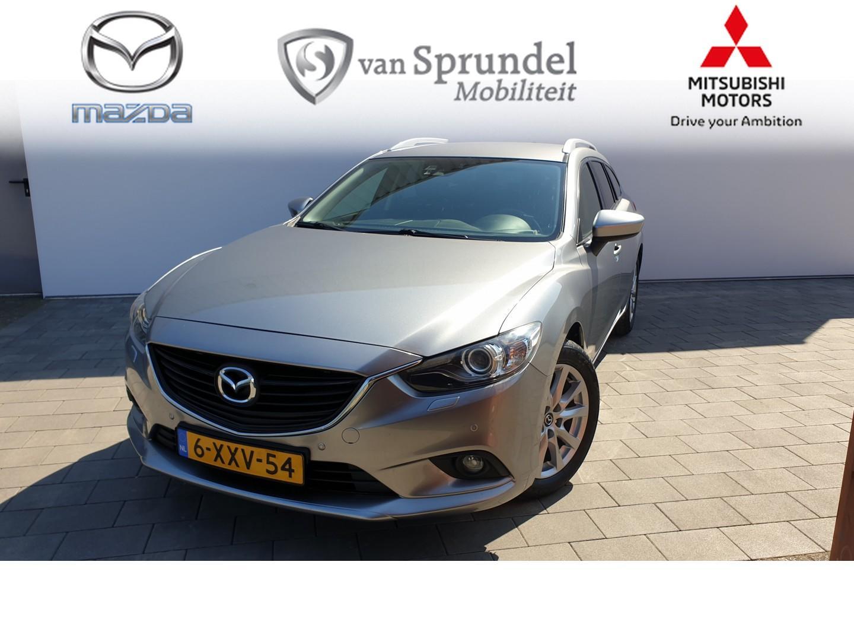 Mazda 6 Sportbreak 2.0 hp ts+ met navigatie