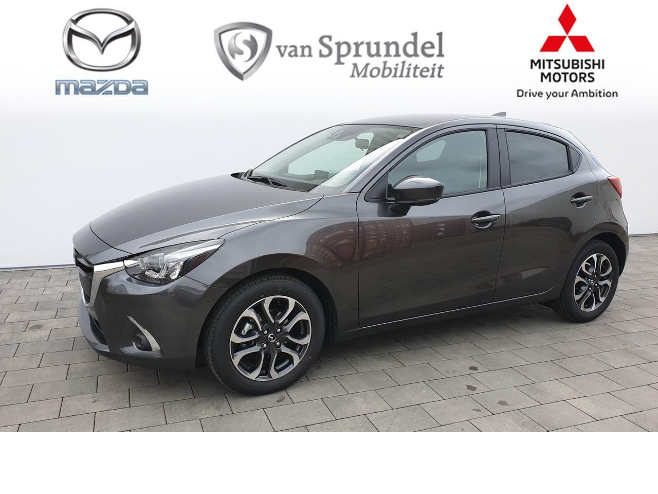 Mazda 2 1.5 skyactiv-g gt-m netto deal