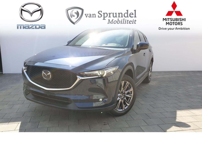 Mazda Cx-5 2.0 skyactiv-g 165 signature automaat ³€3000,- voordeel van de zaak*