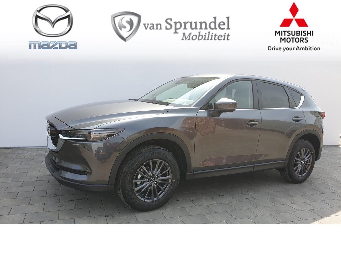 Mazda Cx-5 2.0 skyactiv-g 165 business comfort *gratis trekhaak*