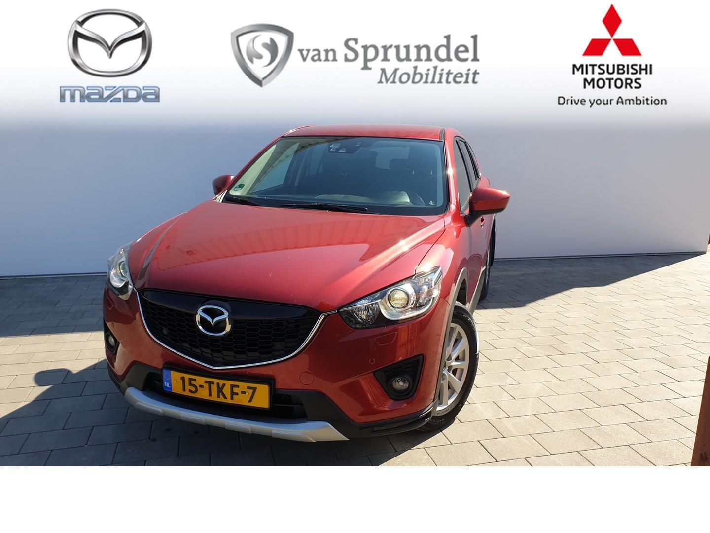 Mazda Cx-5 2.0 ts+ lease pack 2wd