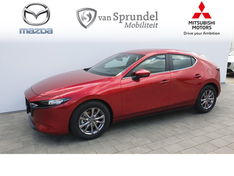 Mazda 3 2.0 skyactiv-g comfort + leder + bose