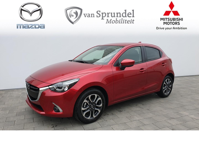Mazda 2 1.5 skyactiv-g gt-m automaat
