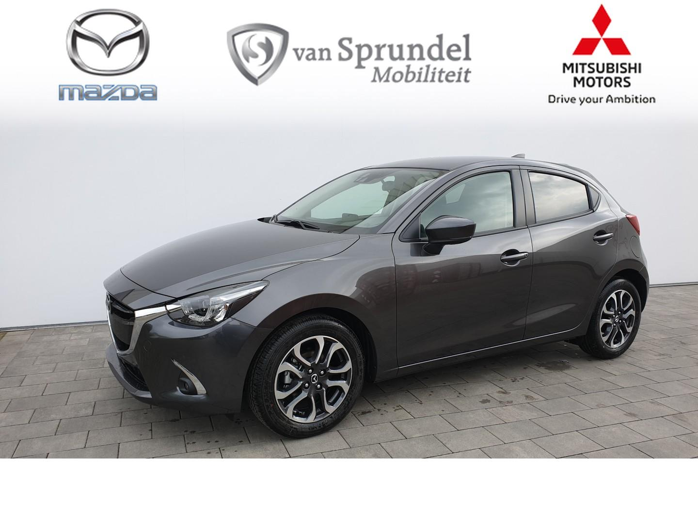 Mazda 2 1.5 skyactiv-g skylease gt netto deal