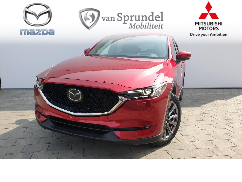 Mazda Cx-5 2.0 skyactiv-g 165 signature automaat *€3000,- voordeel van de zaak*