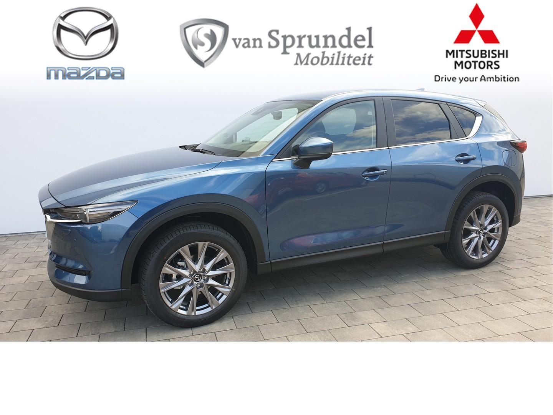 Mazda Cx-5 2.0 skyactiv-g 165 sport selected automaat * € 3.000,- voordeel van de zaak*
