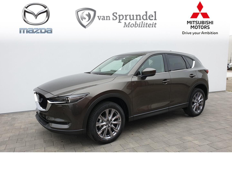 Mazda Cx-5 2.0 skyactiv-g 165 business luxury * €3.000,- voordeel van de zaak*