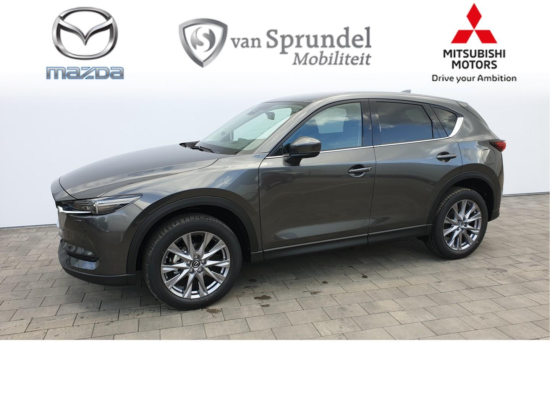 Mazda Cx-5 2.0 skyactiv-g 165 luxury *3.000,- voordeel van de zaak*
