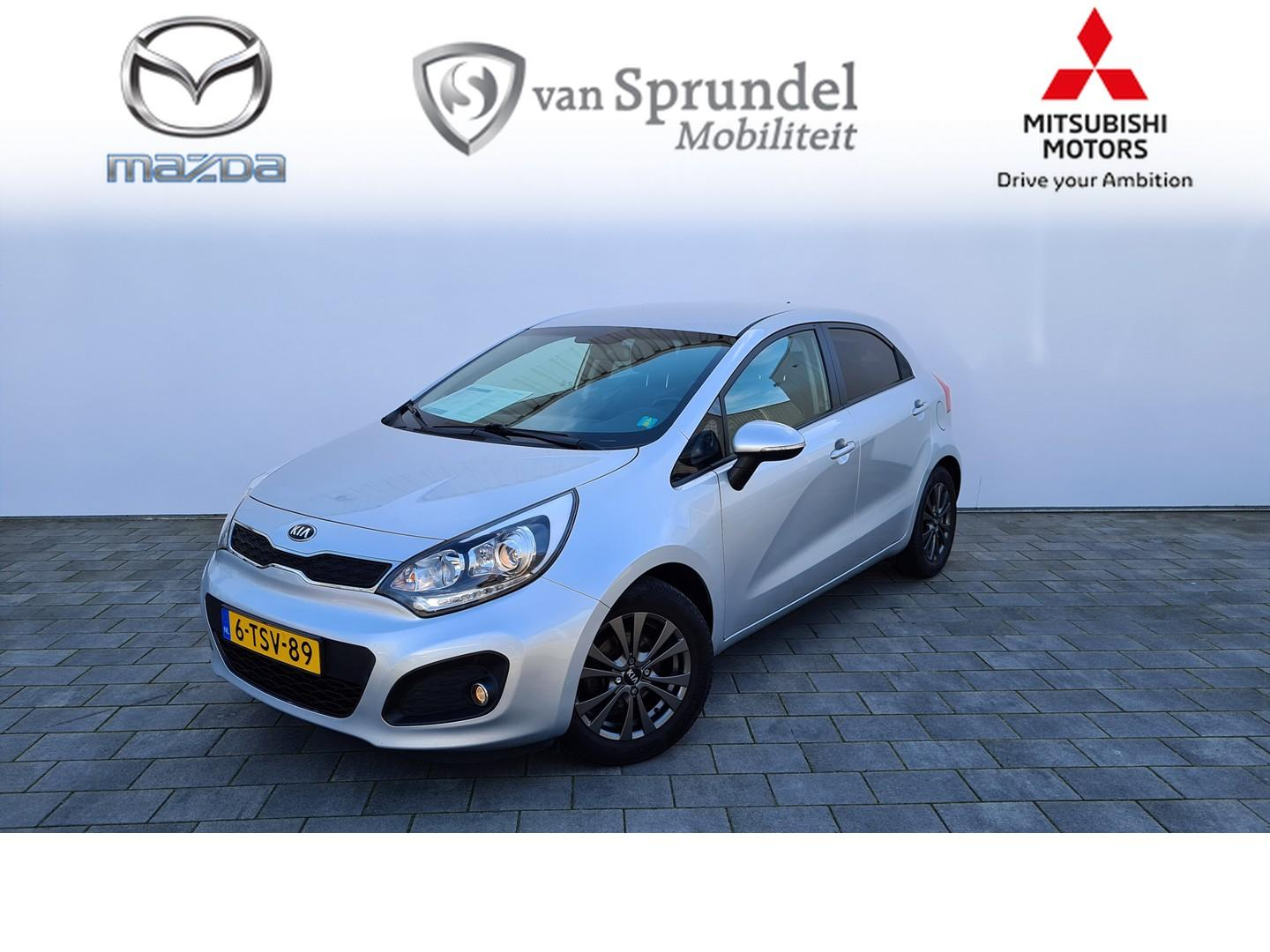 Kia Rio 1.2 cvvt world cup edition inclusief winterwielen set