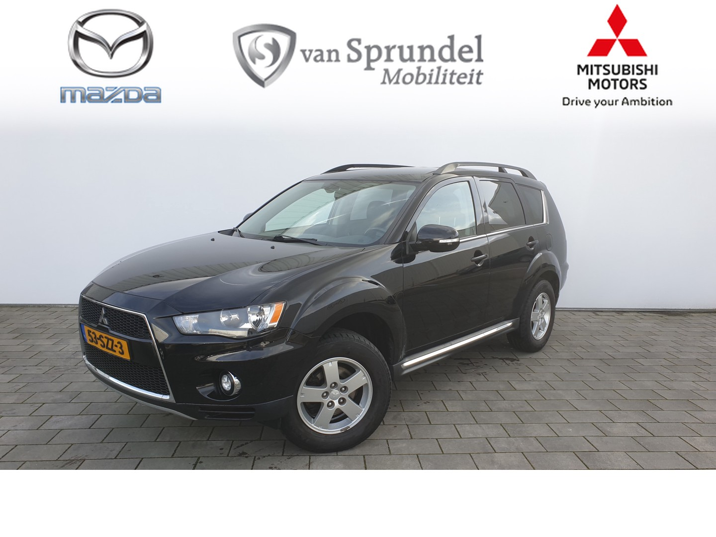 Mitsubishi Outlander 2.0 intro edition