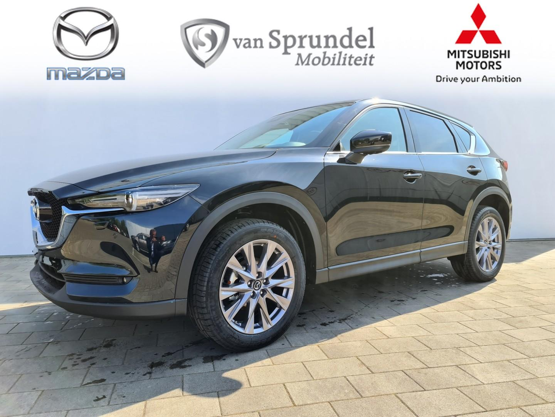 Mazda Cx-5 2.0 skyactiv-g 165 business luxury €3.540,- netto deal voordeel!