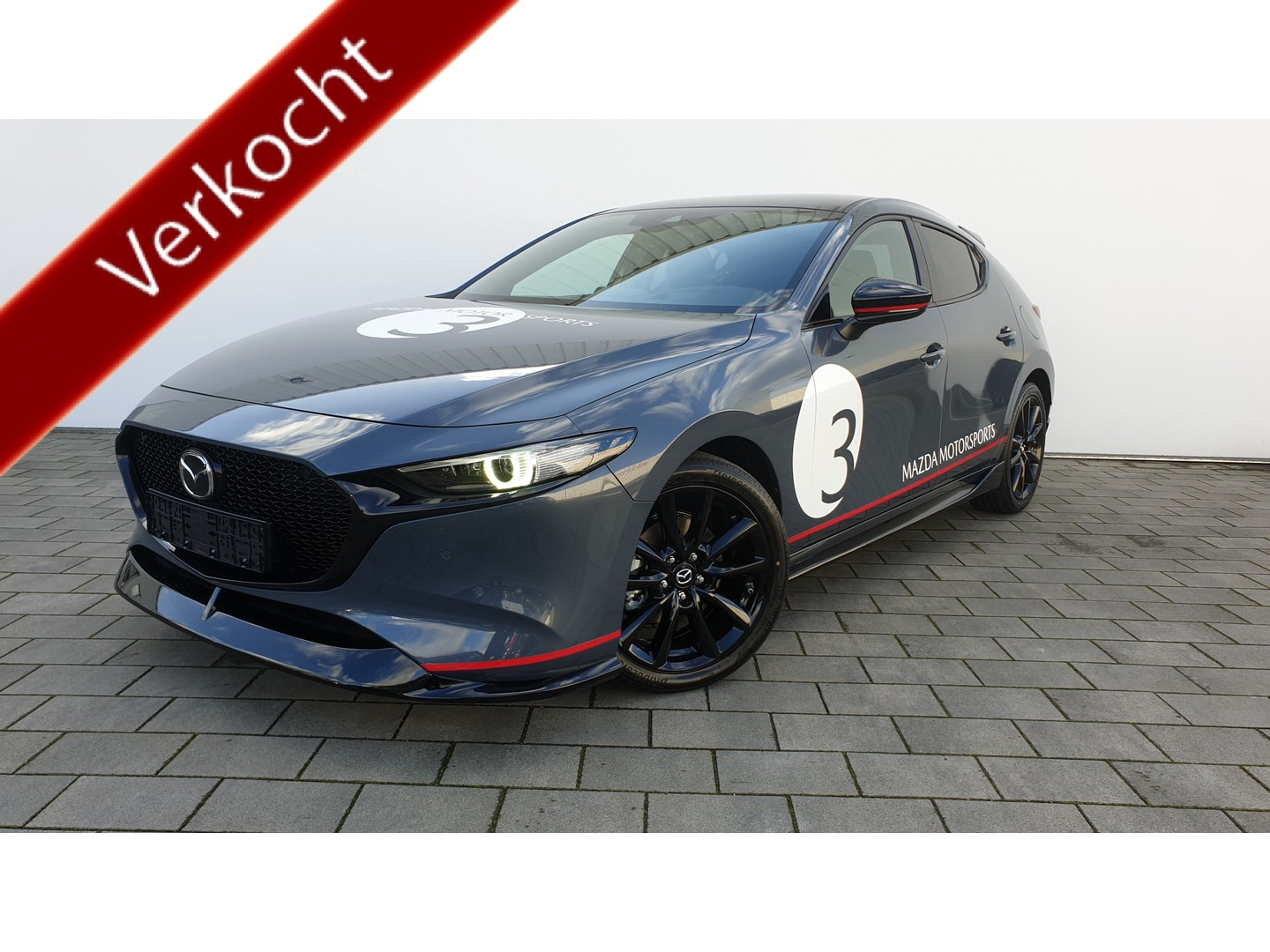 Mazda 3 2.0 skyactiv-x tcr edition *€5.507,- netto deal voordeel*