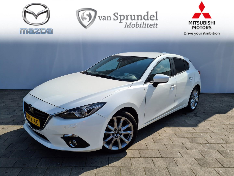 Mazda 3 2.0 hp 165pk i-eloop gt-m