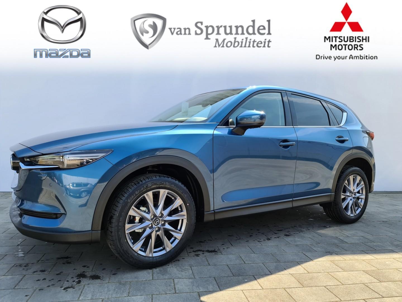 Mazda Cx-5 2.0 skyactiv-g 165 business luxury * gratis trekhaak*