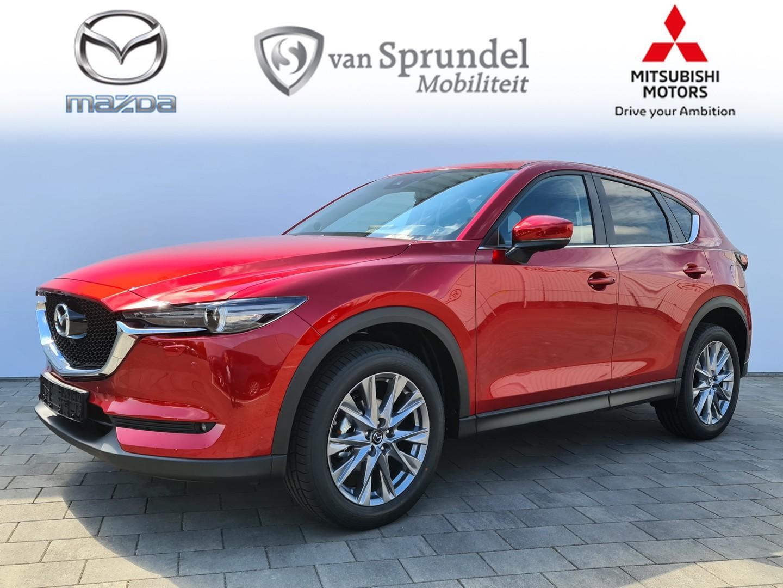 Mazda Cx-5 2.0 skyactiv-g 165 style selected € 4.185,- voordeel!