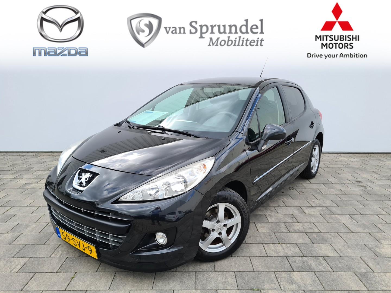 Peugeot 207 1.4 vti sportium rijklaar inclusief garantie