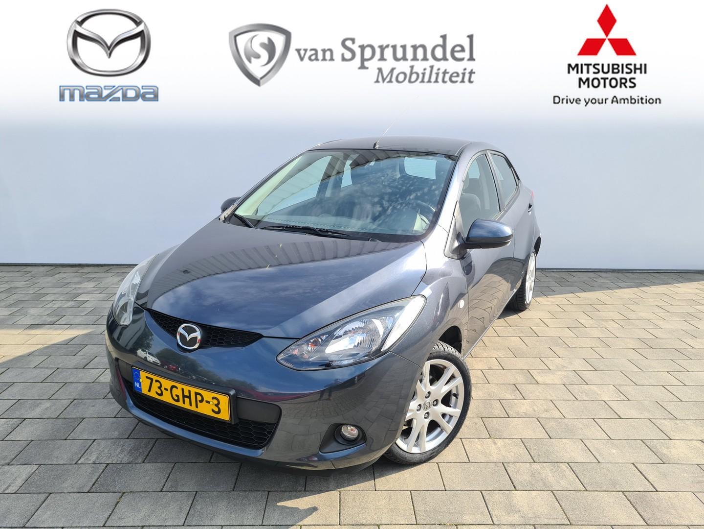 Mazda 2 1.3hp s-vt executive