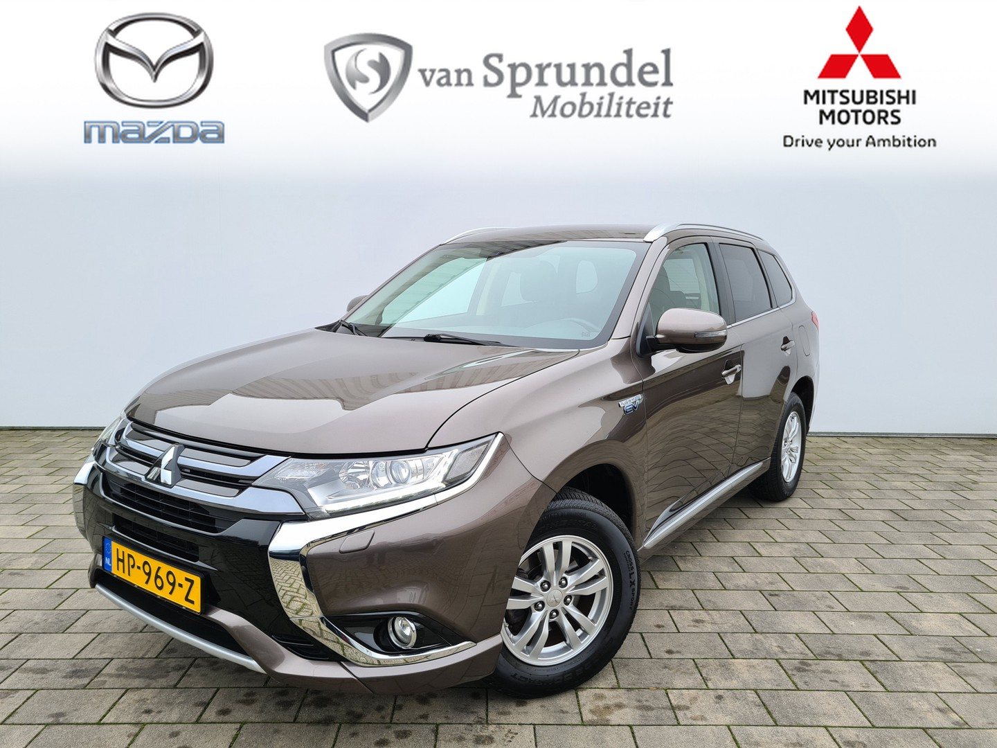 Mitsubishi Outlander 2.0 phev business edition facelift incl. btw