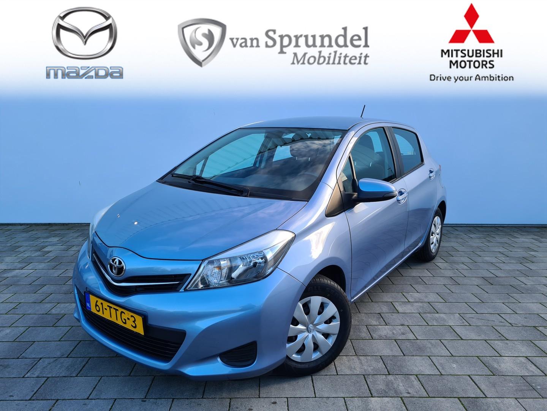 Toyota Yaris 1.0 vvt-i aspiration inclusief garantie!