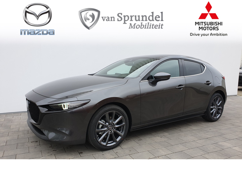 Mazda 3 2.0 skyactiv-x luxury i-activsense